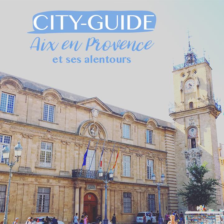 City Guide Aix en Provence