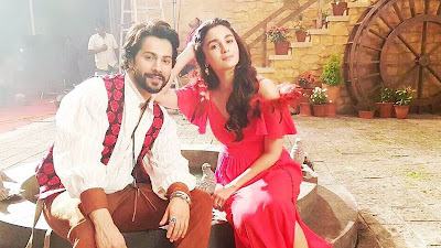 Alia Bhatt And Varun Dhawan New HD Picture