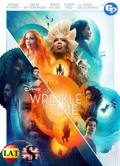 Un Viaje en el Tiempo (2018) HD 1080P LATINO/INGLES