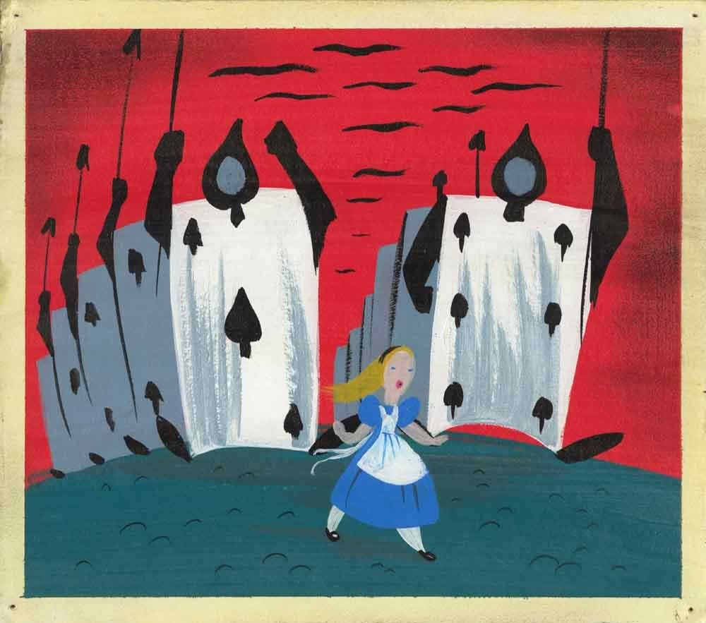 Alice di Mary Blair