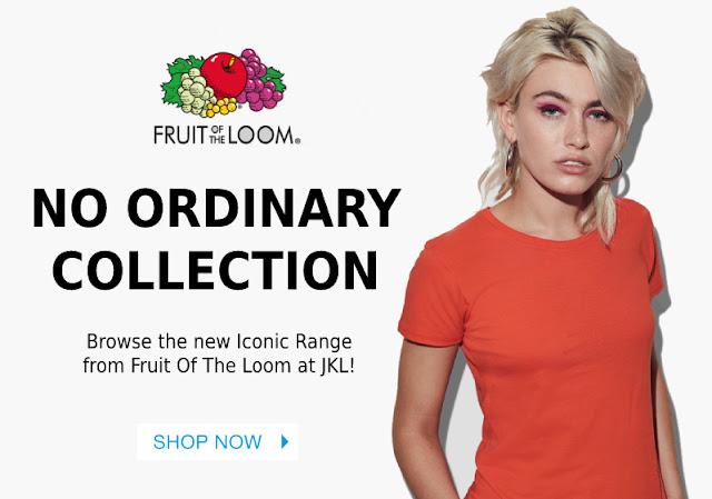Iconic Range JKL Clothing
