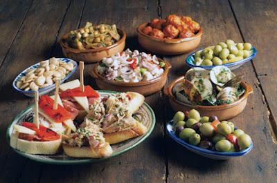 Gastronomía de la Costa del Sol