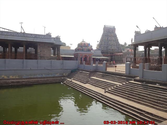 Tiruvottriyur Siva Temple