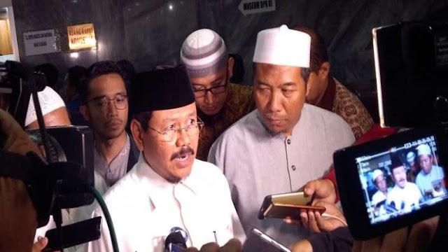 Ismail Yusanto: HTI Tidak Punya Bendera