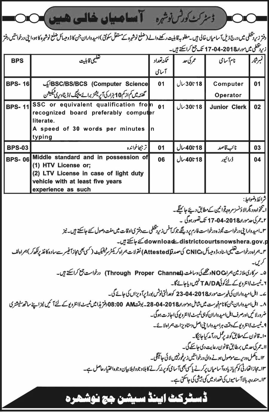 Join Pakistan Navy As Religious Motivation Officer Through Short Service Commission Course 2018