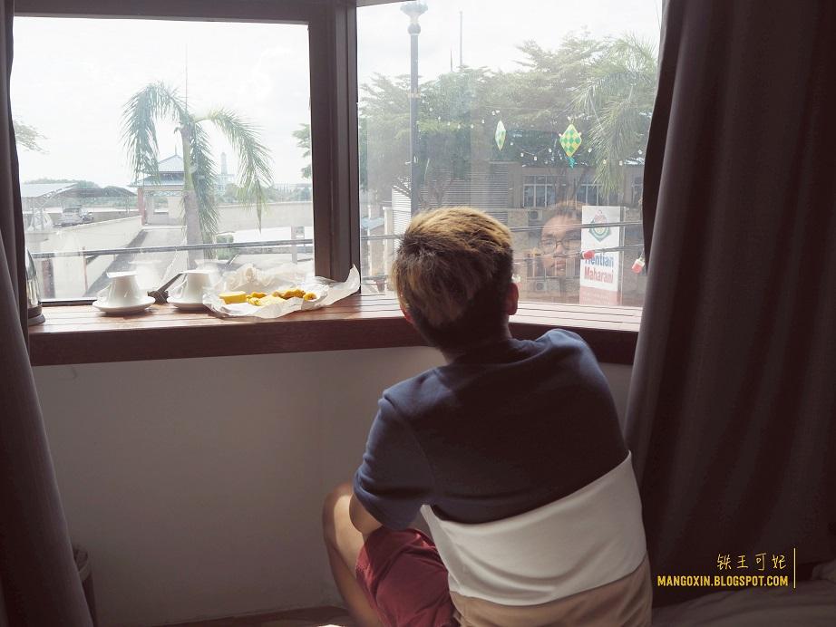 [柔佛周末游] Muo Boutique Hotel | 麻坡住宿 | Roof Top