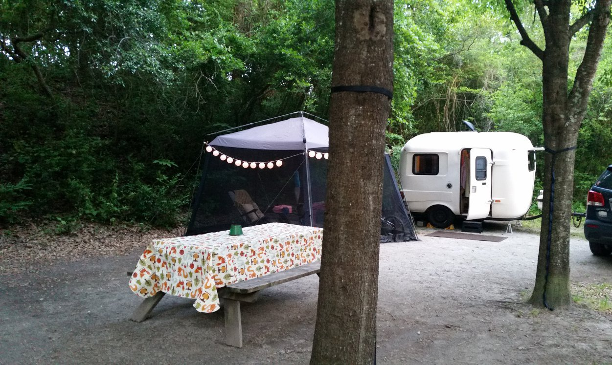 Camping at Massachusetts State Parks