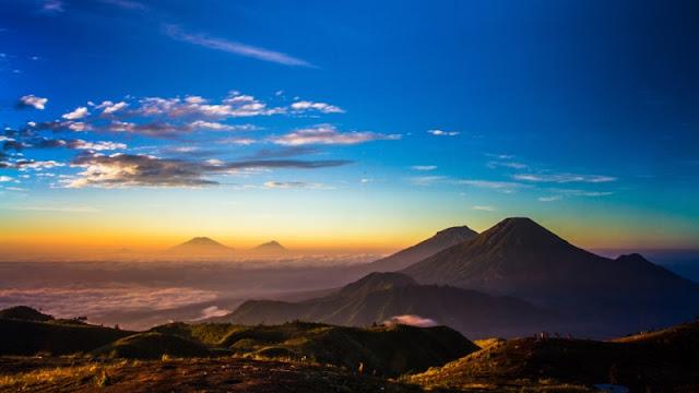 Pendakian Gunung Prau via Patak Banteng