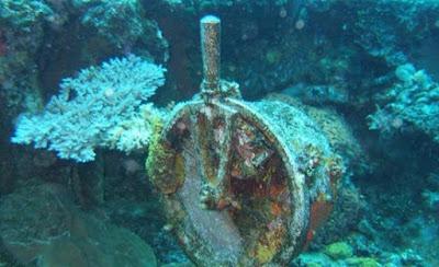 10 Hal Luar Biasa Ditemukan di Bawah Laut