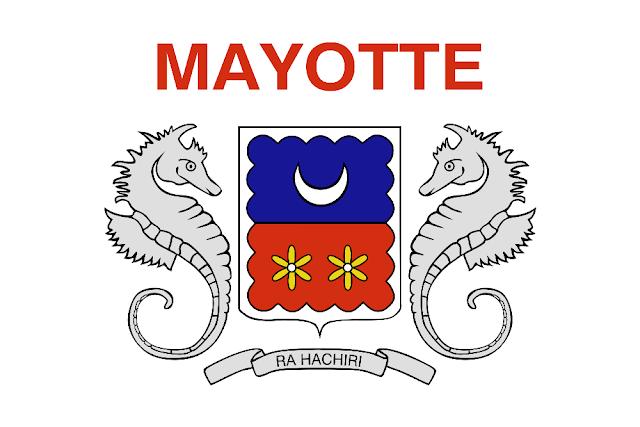 Bandera de Mayotte