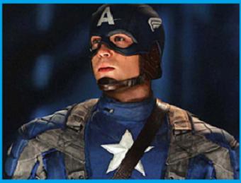 Chris Evans as Captain America | DAILY GOSSIP's
