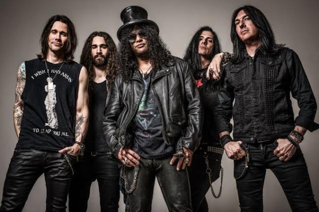 Guns N' Roses anuncia las fechas de su gira.