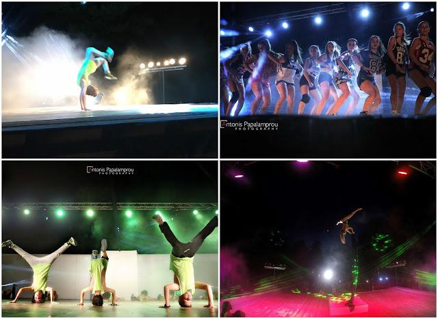 Εκπληκτική κ πρωτοποριακή η 10η παρασταση της σχολής χορού Danza της Ελίζας Παπαβασιλειου