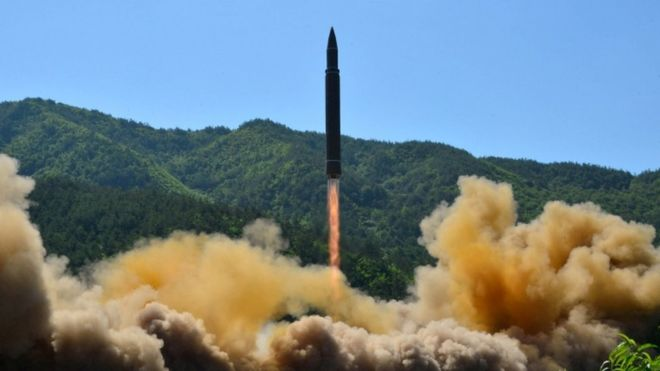 North Korea fires unidentified ballistic missile — U.S. government sources