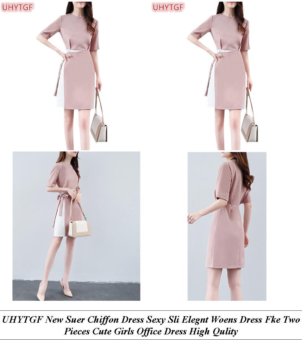 Yellow Dress Sundress - Cheap Womens Clothing Online Nz - Polka Dot Dress Red Elt