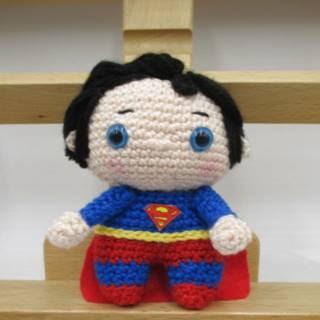 PATRON GRATIS SUPERMAN AMIGURUMI 29975