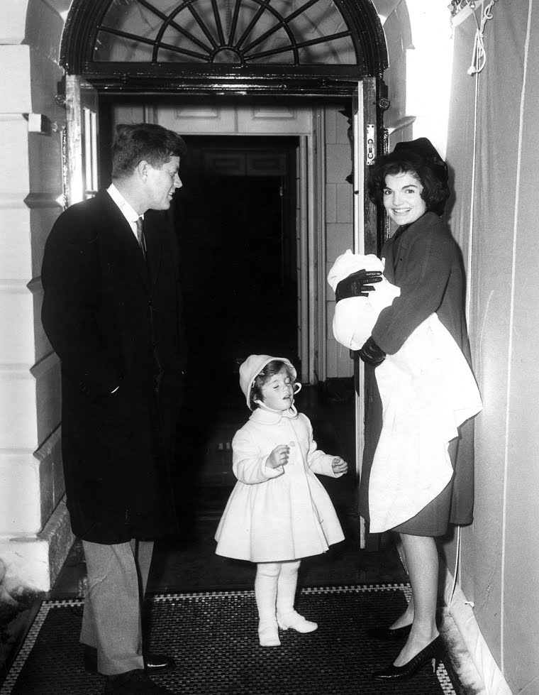 John And Jackie Kennedy: DVP's KENNEDY GALLERY: PAGE 2