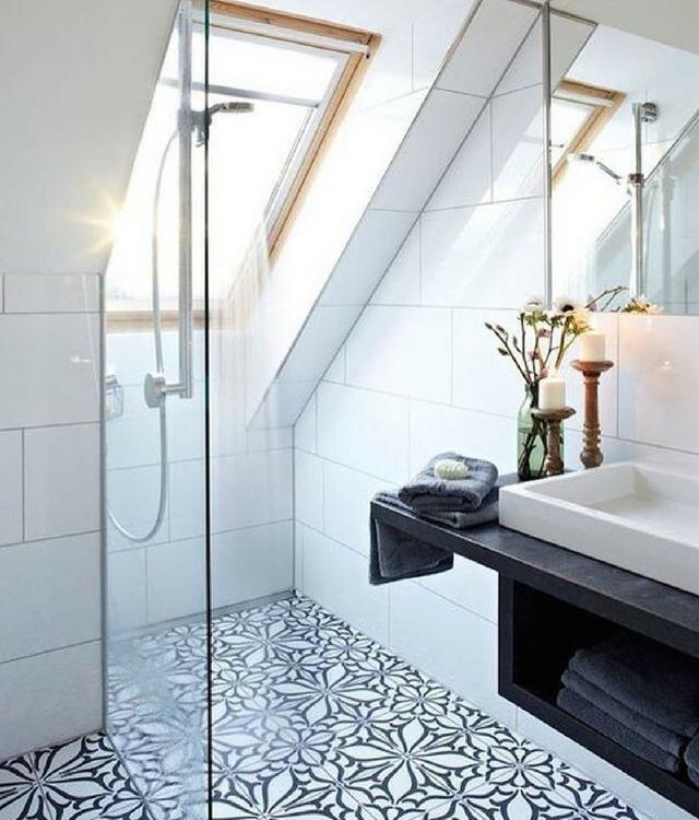 Attic Bathroom: Build House Home