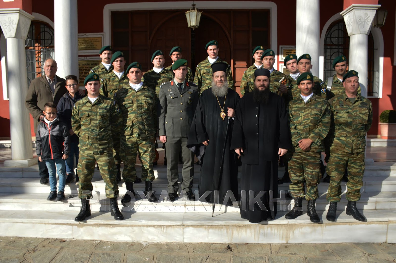 Η Μακεδονία είναι Ελληνική ''έψαλλαν'' οι Κομάντο στον Ιερισσού (βίντεο)