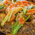 Resep Lauk: Ikan Mujair Goreng Saus Siram Asam Pedas