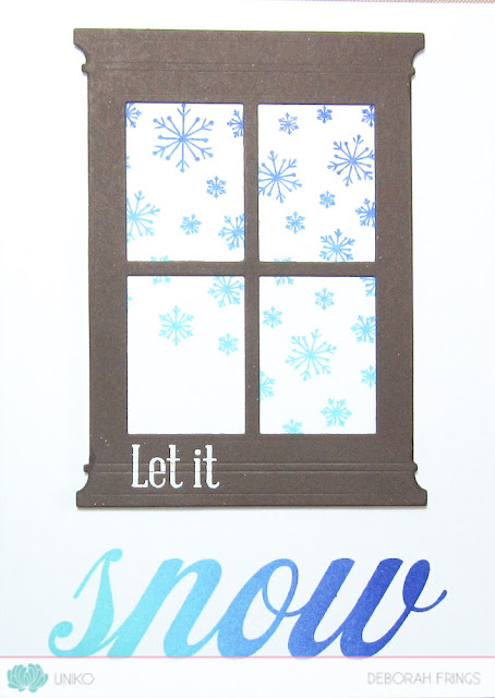 Let it Snow - photo by Deborah Frings - Deborah's Gems