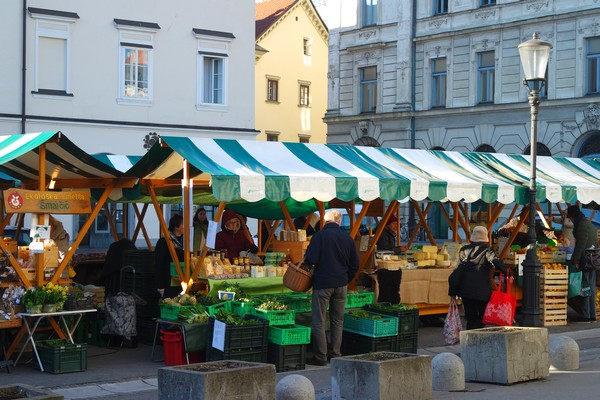 ljubljana marché