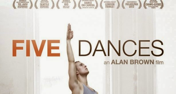 Five Dances, película