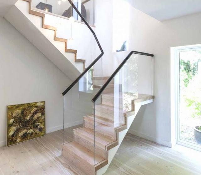 Bagi Anda yang berencana membangun rumah bertingkat √ 41 Model Tangga Rumah Minimalis yang Modern dan Elegan Terbaru