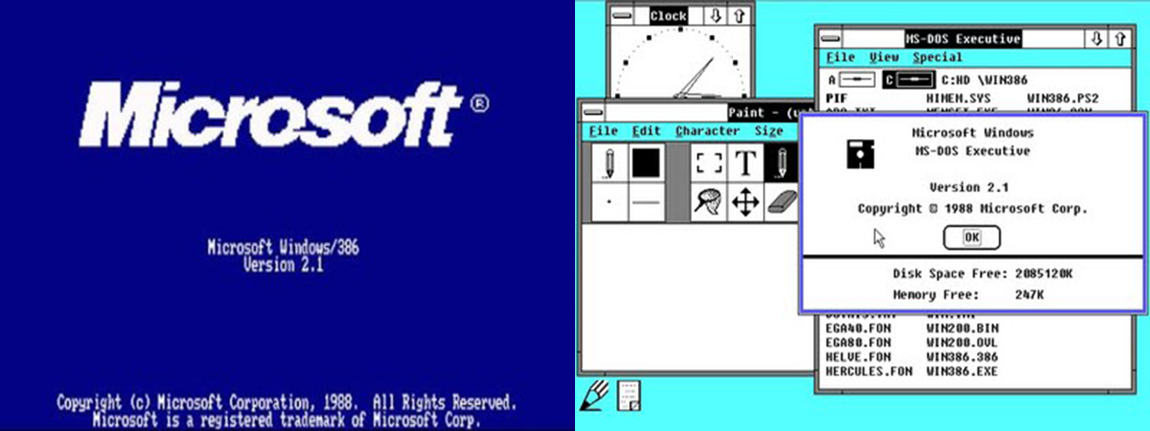 Inventors History of Windows a...