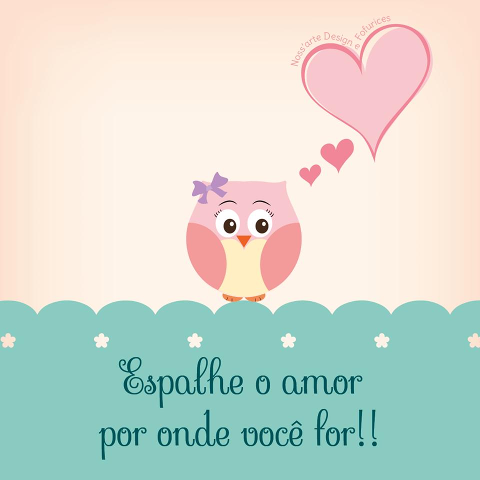 Espalhe O Amor!