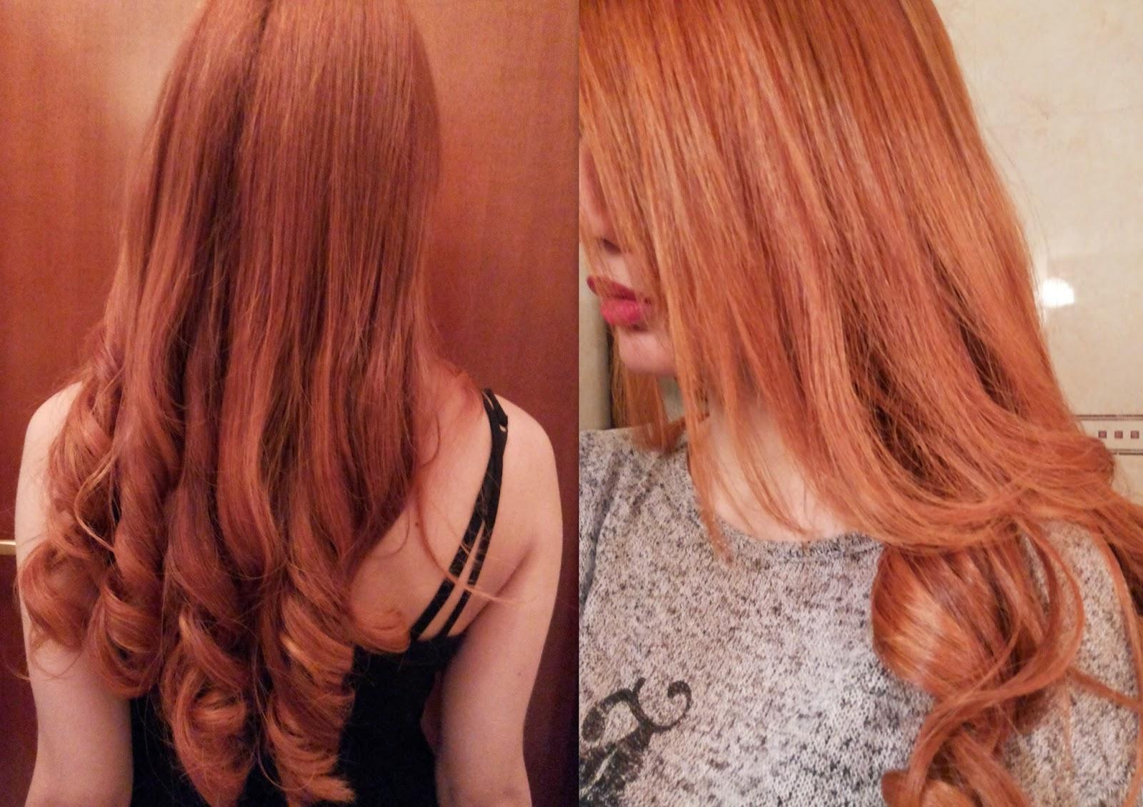 Popolare GingerMakeUp: La mia Hair Routine! WK62