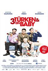 Tres turcos y una bebé (2015) DVDRip Español Castellano AC3 5.1