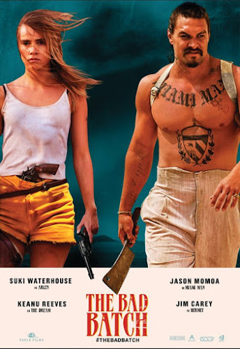 The Bad Batch (BRRip 720p Ingles Subtitulada) (2016)