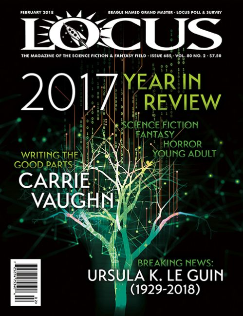 Annotated 2017 Locus Reading List for Short Fiction