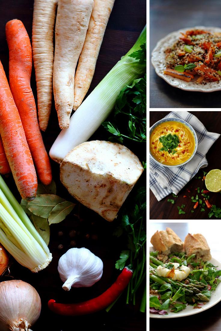 10 sposobów na przemycenie warzyw do swojego menu