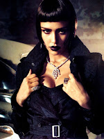 Femme Fatale Jessica Alba Poses for Vogue Italy 06 Still Dont Know What to Go As For Halloween?