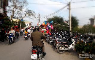Không khí chuẩn bị đón tết Quý Tỵ trên xứ đạo Kiên Lao