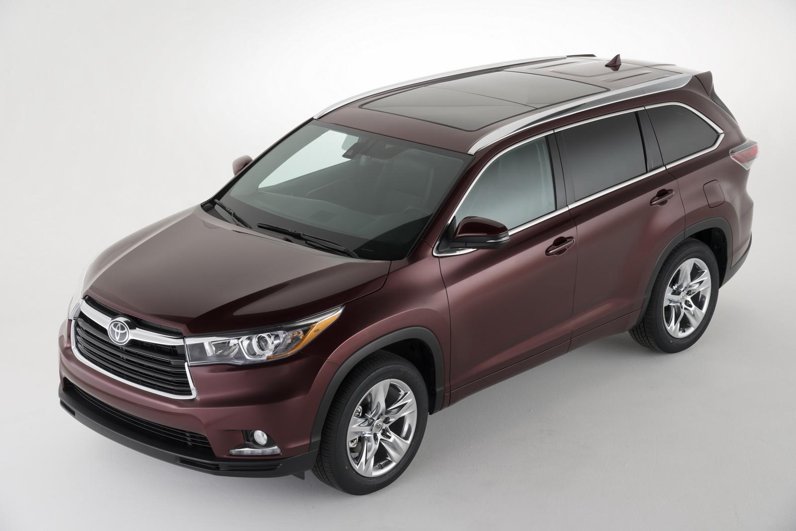 All New 2014 Toyota Highlander