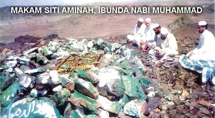 Benarkah Orang Tua Nabi Muhammad Saw Masuk Neraka
