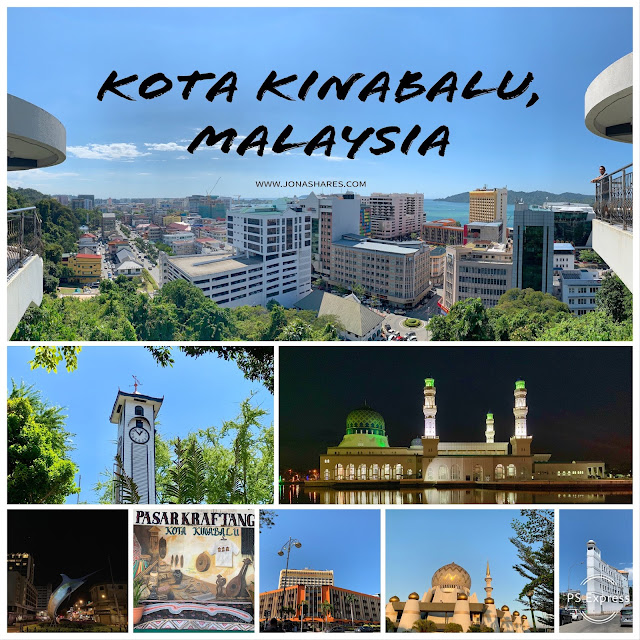 Two Days, One Night at Kota Kinabalu, Malaysia