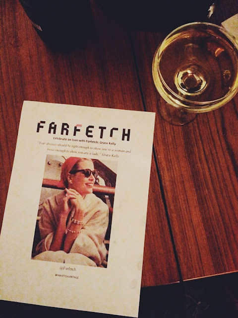 Farfetch Vintage Luxury Designer Night Out