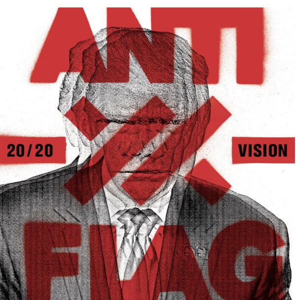 "Anti-Flag premiere video for new song ""The Disease"""