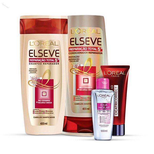 Promoção Netfarma,Beleza Facial,Dicas beleza,Dicas de amiga,Netfarma,Descontos,L'Oréal Paris,Kits promocional,grátis,maquiagem,água micelar,creme antirrugas