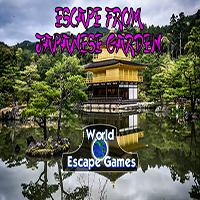 Escape From Japanese Garden Walkthrough