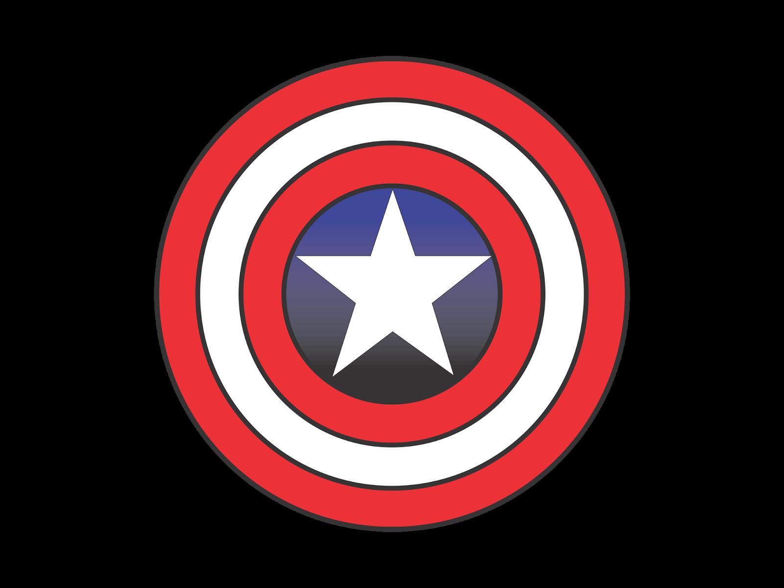 Logo Captain America Format Cdr & Png HD   GUDRIL LOGO ...