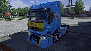 Renault Premium tuning mod
