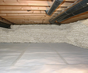 Insulate your Crawl Space in Myrtle Beach, SC