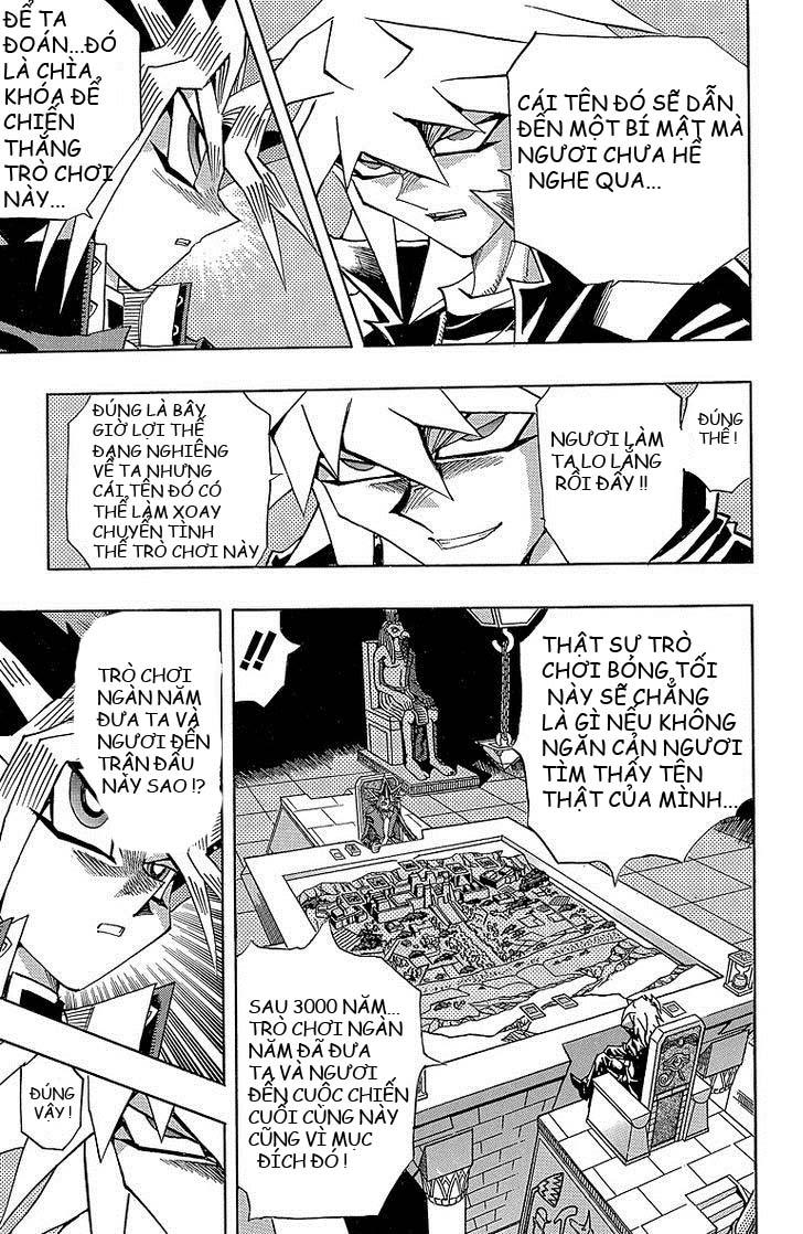 YUGI-OH! chap 328 - trận chiến cuối cùng trang 7