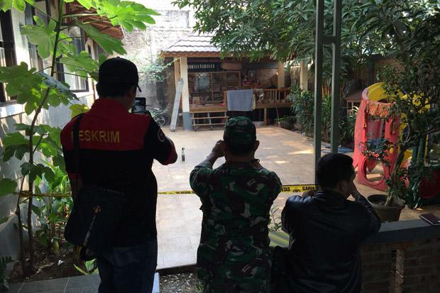 Sebelum Teror Bom Molotov Ada OTK Tanyakan Rumah Mardani
