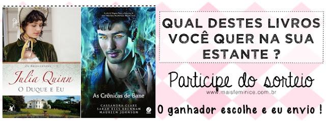 http://www.maisfeminice.com.br/2016/09/sorteio-2-qual-destes-livros-voce-quer.html